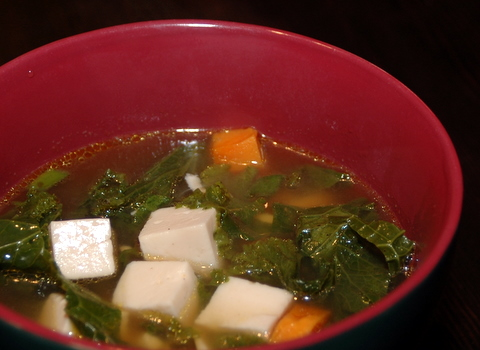 clear-broth-wtih-silken-tofu-and-mustard-greens.JPG