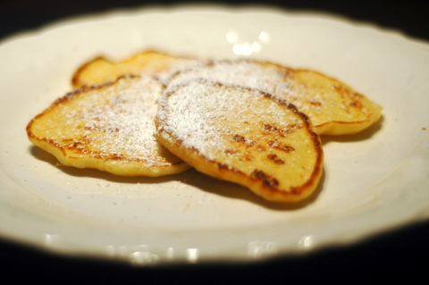 Perfect Lemon Cottage Cheese Pancakes