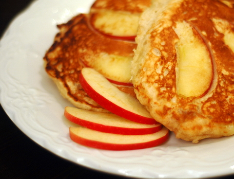 Apple brie pancakes | Superspark